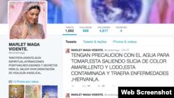En Venezuela la red social twitter se ha convertido en herramienta fundamental para informarse de lo que sucede en el país.