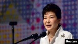 پارک گوئن هوی، رئیس جمهوری کره جنوبی