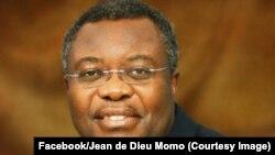Jean de Dieu Momo, ministre délégué auprès du ministre de la Justice, Cameroun, 4 février 2019. (Facebook/Jean de Dieu Momo)