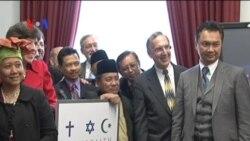Kunjungan Kelompok Antar Agama ke Timur Tengah - Liputan Berita VOA, 9 Maret 2012