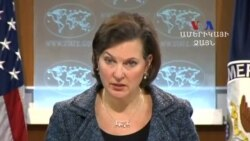 Nuland on ARmenia elections