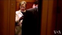 克林顿为败选担责,也指俄罗斯和联调局搅局