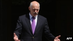 Thủ tướng Hy Lạp George Papandreou nói sẽ phải thực hiện một số biện pháp kinh tế cụ thể để ổn định tương lai