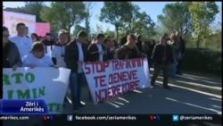 Kurbin: Protestë kundër varfërisë dhe diskriminimit