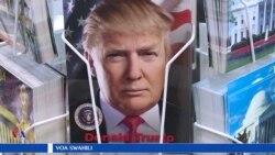 Biashara kuelekea kuapishwa kwa Trump