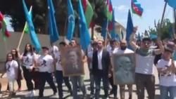Müsavat partiyası Respublika Gününü Novxanıda qeyd edir