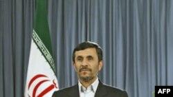 Tổng thống Iran Mahmoud Ahmadinejad