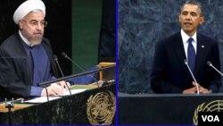Obama Rouhani