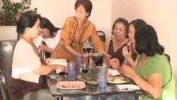 Restoran Indonesia di LA (Bagian 2) - Warung VOA 19 September 2011