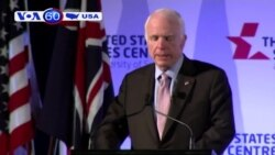 TNS McCain: Trung Quốc là kẻ bắt nạt ở Biển Đông