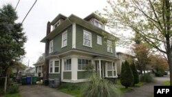 США, Портленд, штат Орегон. Дом, в котором был арестован «Бобби Томпсон».