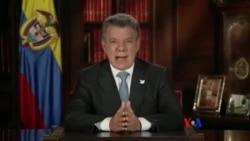 哥倫比亞總統桑托斯獲諾貝爾和平獎