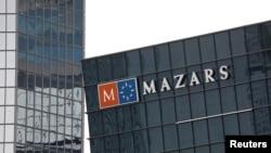 zyrat e kompanisë së kontabilitetit Mazars