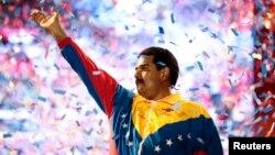 El presidente encargado Nicolás Maduro ganó las elecciones venezolanas por estrecho margen de 200 mil votos.