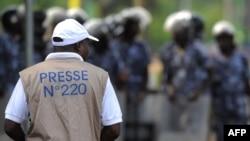 """""""Les journalistes togolais vivent au jour le jour"""""""
