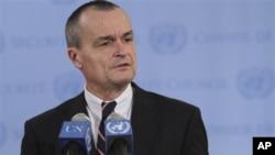 Ông Gerard Araud nói bất cứ ứng viên nào vào chức vụ đặc sứ hòa bình ở Syria đều phải đối mặt với một Hội đồng Bảo an chia rẽ sâu xa
