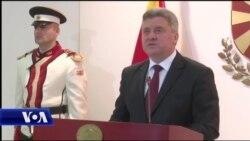 Tensione politike ne Maqedoni