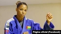 Taciana Lima, judoca guineense