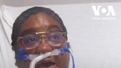 Один день в лікарні, де лікують хворих на коронавірус, в Техасі. Відео