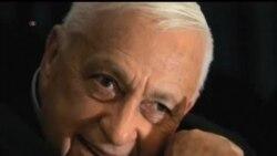 2014-01-12 美國之音視頻新聞: 以色列悼念前總理沙龍