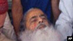 قاتلانہ حملے میں زخمی ہونے والے سنی مذہبی رہنماچل بسے