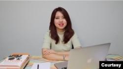 Burmese Insurance Expert Su Pwint Phyu