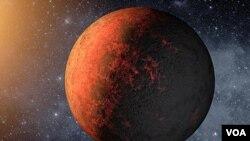 La misión Kepler de la NASA consiguió descubrir dos nuevos planetas del tamaño de la Tierra.