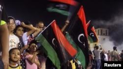 Tripolida tantana, 8-avgust, 2012-yil.