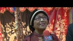 Pesta Pernikahan Promosikan Budaya Indonesia - Liputan Feature VOA