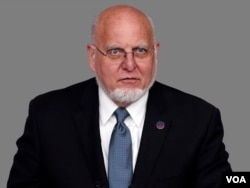 FILE - Robert Redfield, US Centers for Disease Control and Prevention director.