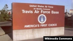 Travis Air Force Base, California