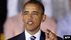 """Barak Obama """"Voll Striti tutun"""" hərəkatından seçkiqabağı kampaniyası üçün istifadə edəcək"""