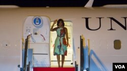 Cambodia Welcomes US First Lady Michelle Obama's 'Let Girls Learn' Initiative