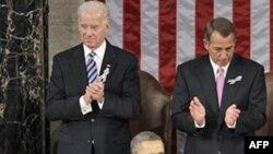 В своем послании Конгрессу Обама сделал упор на экономику