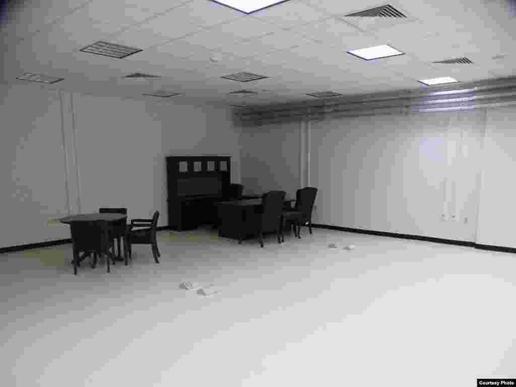 $34 million unused command & control center - office furniture (SIGAR)