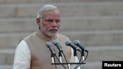 بھارت کے وزیراعظم نریندر مودی ( فائل فوٹو )