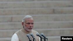 Fira-Ministan Indiya Narendra Modi