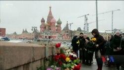 4-та річниця вбивства Нємцова: протести в Москві та інших містах Росії. Відео