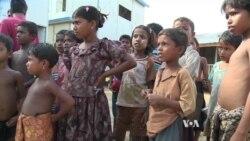 Inside Camps for Myanmar's Displaced, Future Looks Bleak