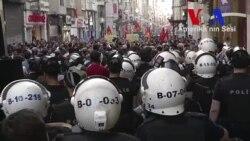Gezi Parkı Olaylarının Yıldönümünde Geniş Güvenlik Önlemleri