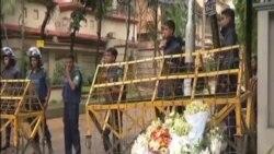孟加拉國哀悼餐廳襲擊中喪生20人質