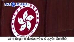 Lãnh đạo Hong Kong phản đối sự kiểm soát của TQ