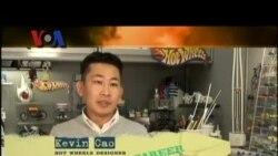 Karir Sebagai Perancang Mobil Mainan 'Hot Wheels' - VOA Career Day