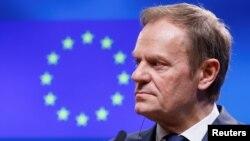 Predsednik Evropskog saveta Donald Tusk