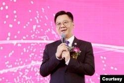 中国全国台湾同胞投资企业联谊会会长李政宏(李政宏提供)