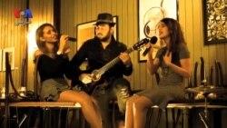 اجرای «دسپاسیتو» توسط گروه «احساس» در شباهنگ نوروزی