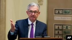 El presidente de la Reserva Federal, Jerome Powell, dijo que no renunciaría a su cargo, así se lo pidiera el presidente Donald Trump.