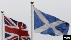 Escocia está ligada a la corona inglesa desde 1707.