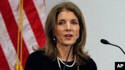Посол США в Японії Керолайн Кеннеді