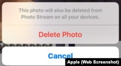 Deleted Photos May Still Be on Your Phone